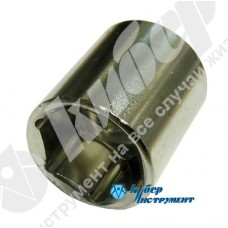 Головка торцевая 21 мм, цинк. (YG-001)