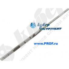 Надфиль ножовочный 160х80х4 мм №00 с ручкой