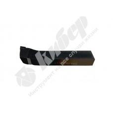Резец проходной упорный отогнутый Т15К6 25х16х140мм (Гомель) 2103-0007